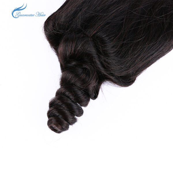 Brazilian hair closure for loose wave 4*4 closure