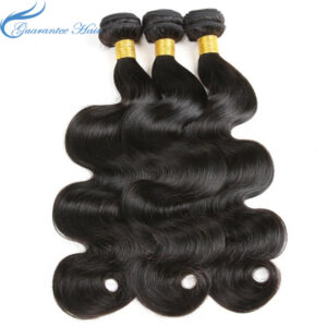 Guaranteehair 8A Brazilian body wave human hair extension bundles