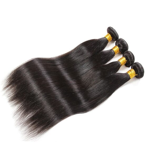Guarantee Wholesale top quality 100% unprocessed 8A Indian human hair extensions full cuticle aligned hair