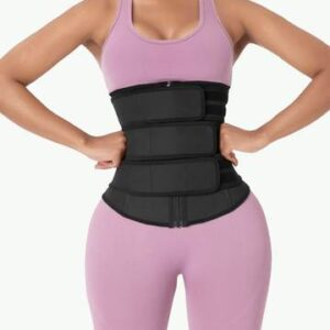 THREE BELT WAIST TRAINER