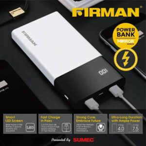 Power Bank 20000 mah Legacy Store