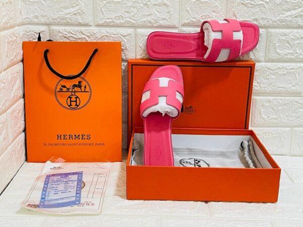 Ladies Hermes Slides