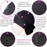 Yaki Straight Headband Wig